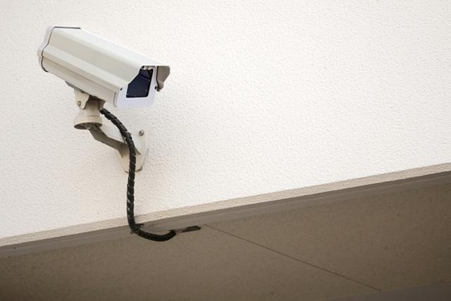 防犯カメラサンプル画像