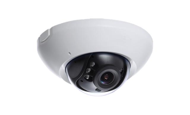1メガドーム型IPカメラ