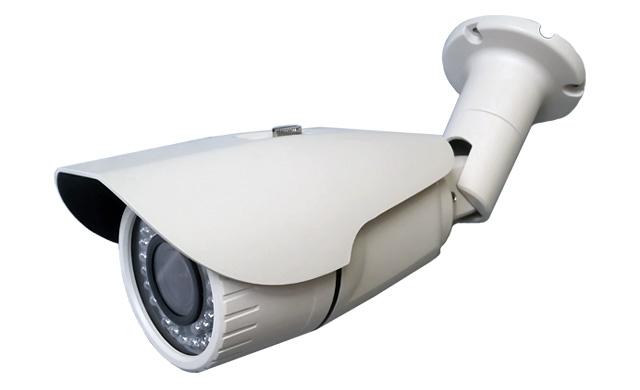 3メガバレット型IPカメラ