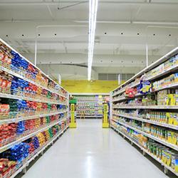 スーパーマーケットアイコン