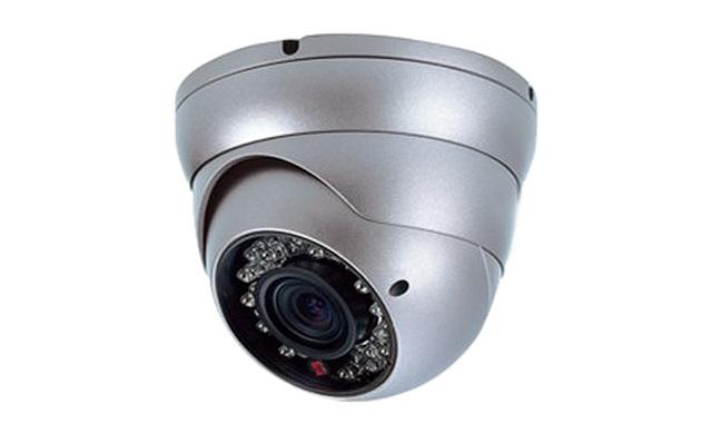 1メガAHDバレット型カメラ