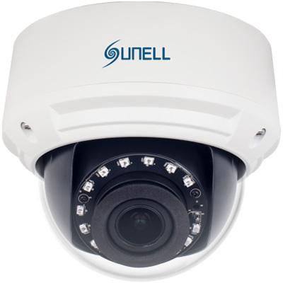 SUNELL製 2Mピクセル アナログドーム型カメラ SN-FXP13/66EEDR/Z(III)
