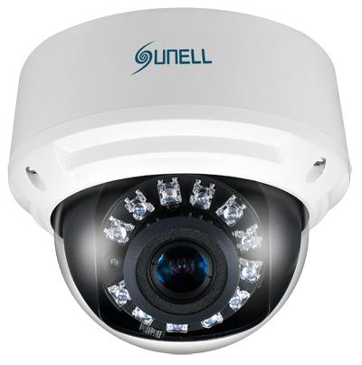 SUNELL製 IPドームカメラ SN-IPR57/41APDN/Z