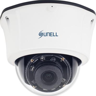 SUNELL製 モータライズドIPドームカメラ SN-IPV57/41APDN/Z